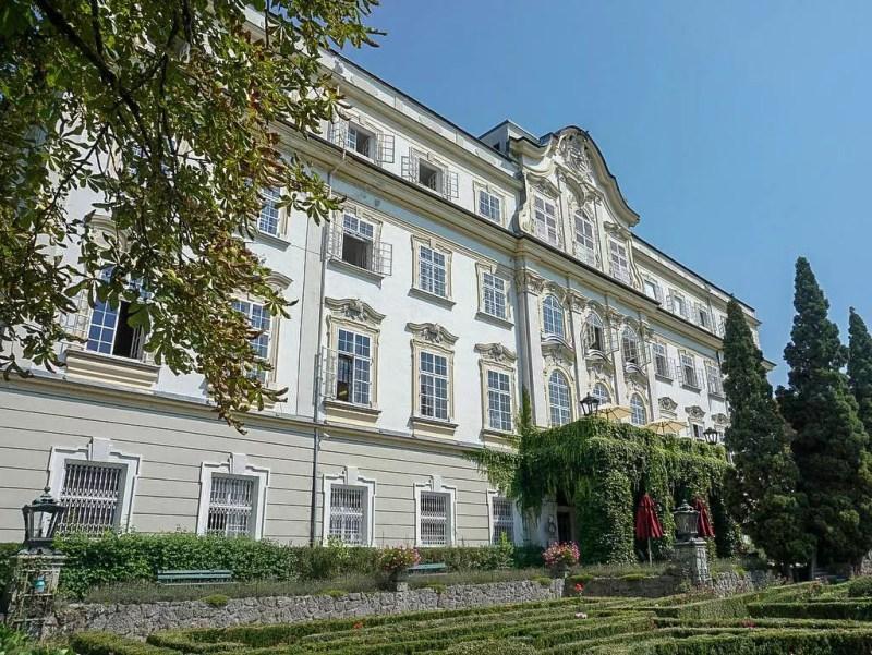 Außenansicht Schloss Leopoldskron