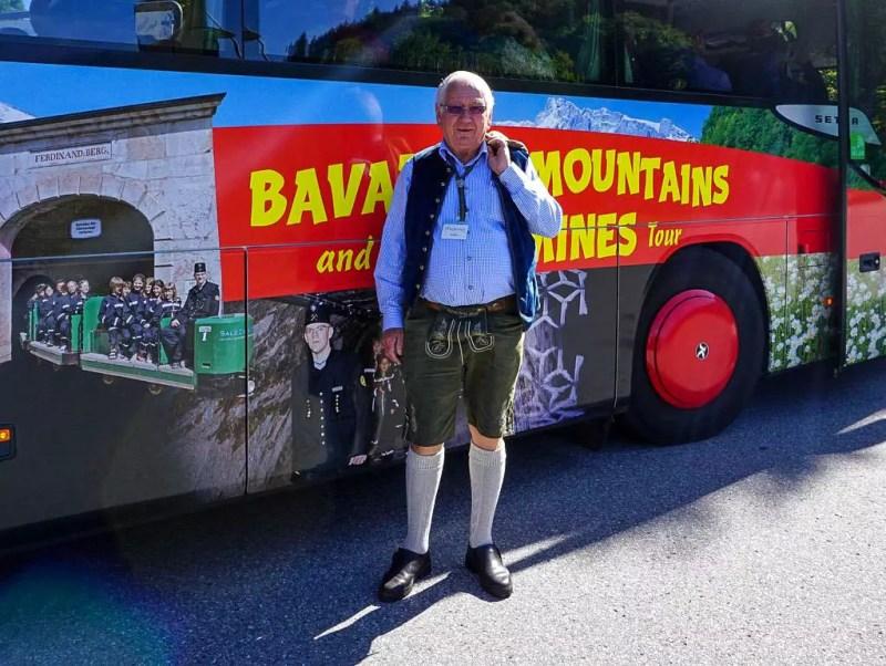 Panoramatours Bus