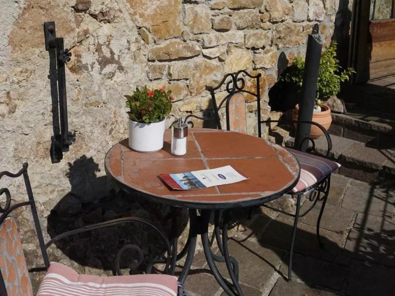 Schlosscafe in Mattsee