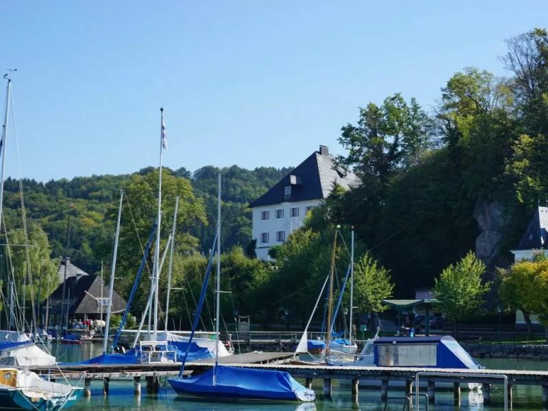 Schloss Mattsee