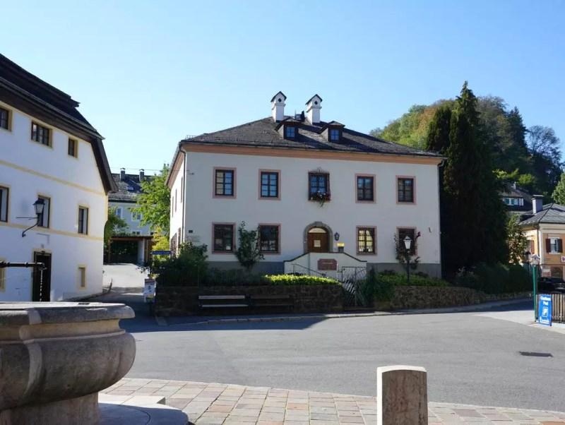 Mattsee Haus