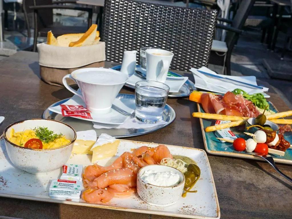 Frühstück Bäckerei Rösslhuber Bergheim