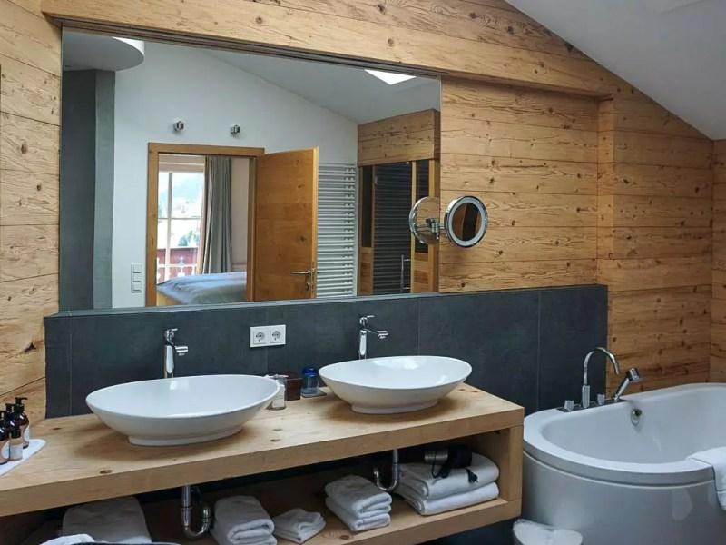 Badezimmer Sonnhof