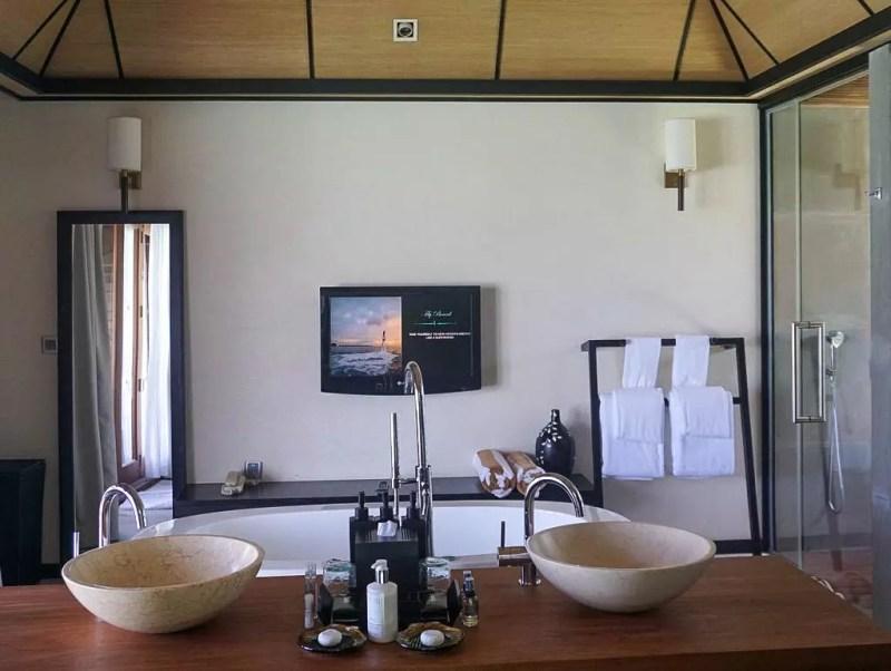 Badezimmer Water Villa