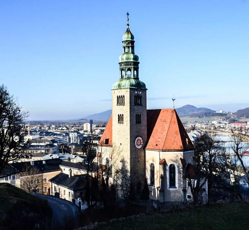 Pfarrkirche Mülln
