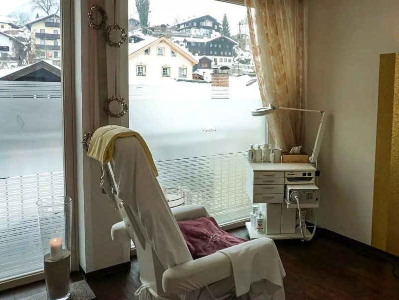 Kosmetik Hotel Edelweiss