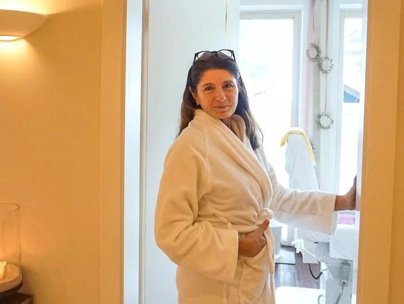Beauty im Hotel Edelweiss in Berchtesgaden