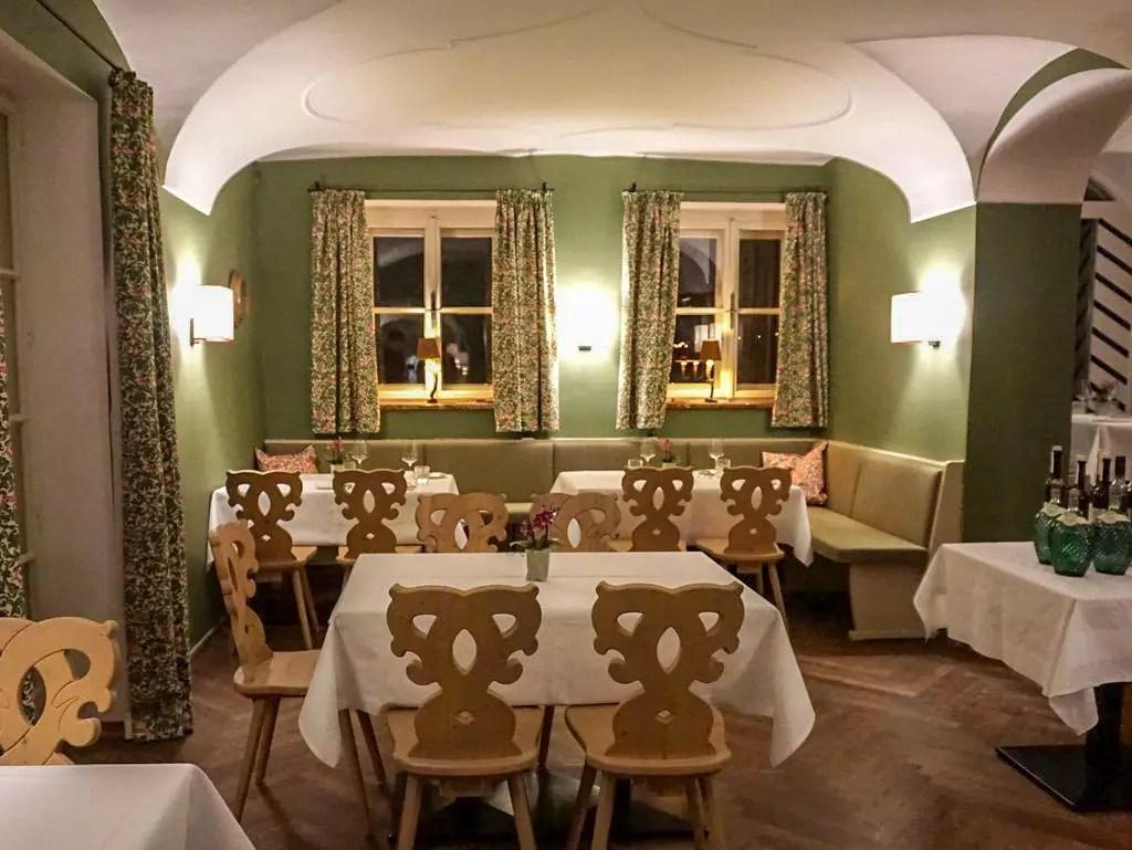 Gaststube Restaurant Leopold Salzburg