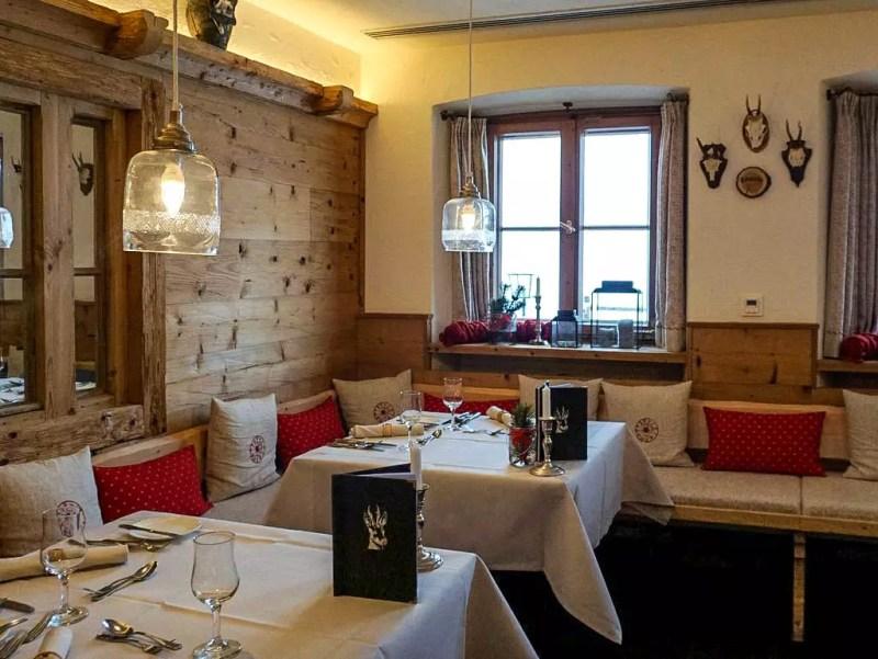 Restaurant Rehlegg