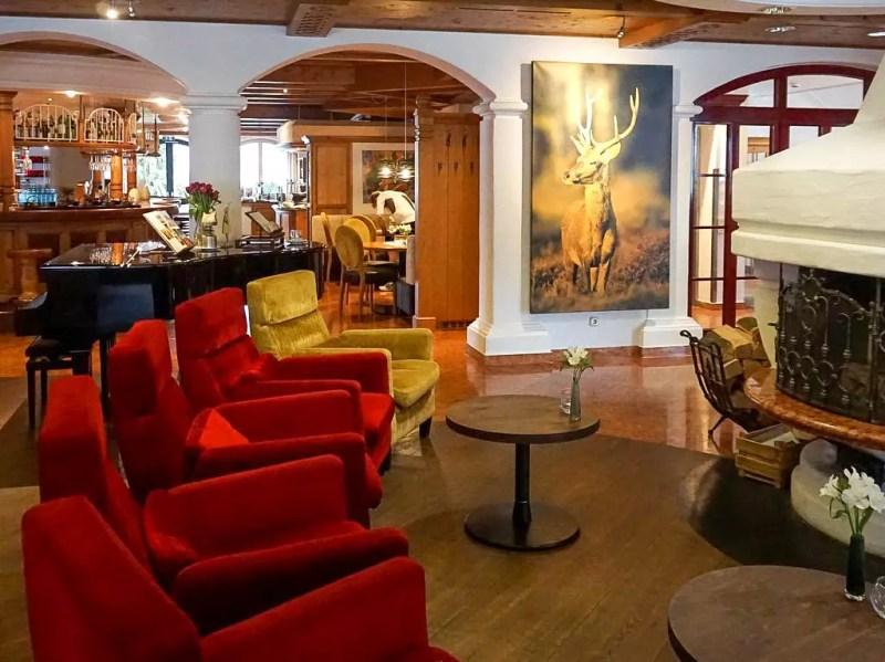 Lobby Hotel Der Löwe
