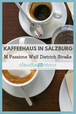 Kaffeehaus in Salzburg