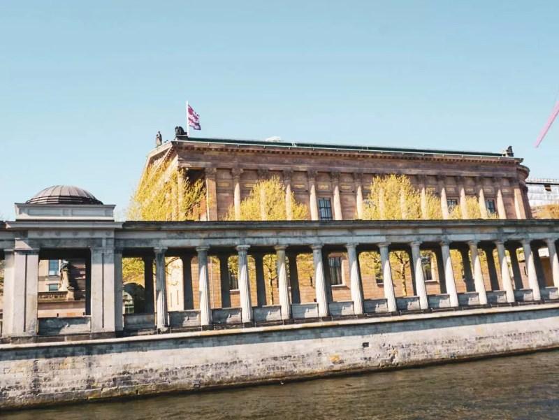 Spreeufer Museumsinsel