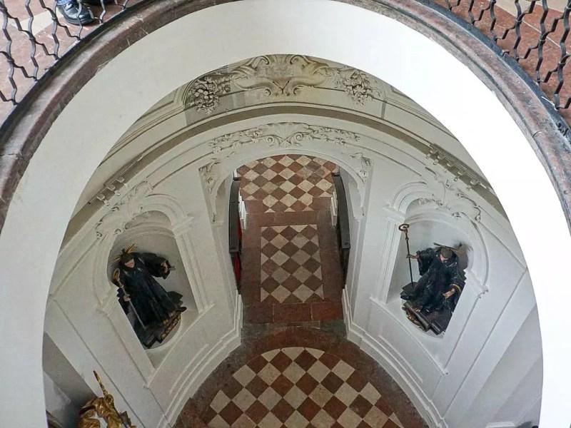 Innenraum Kollegienkirche