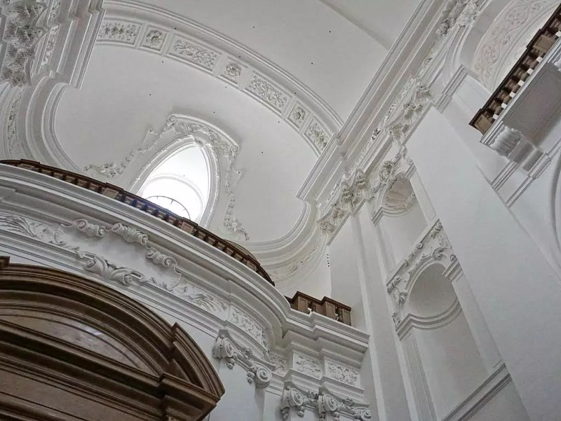 Kirchenraum Kollegienkirche