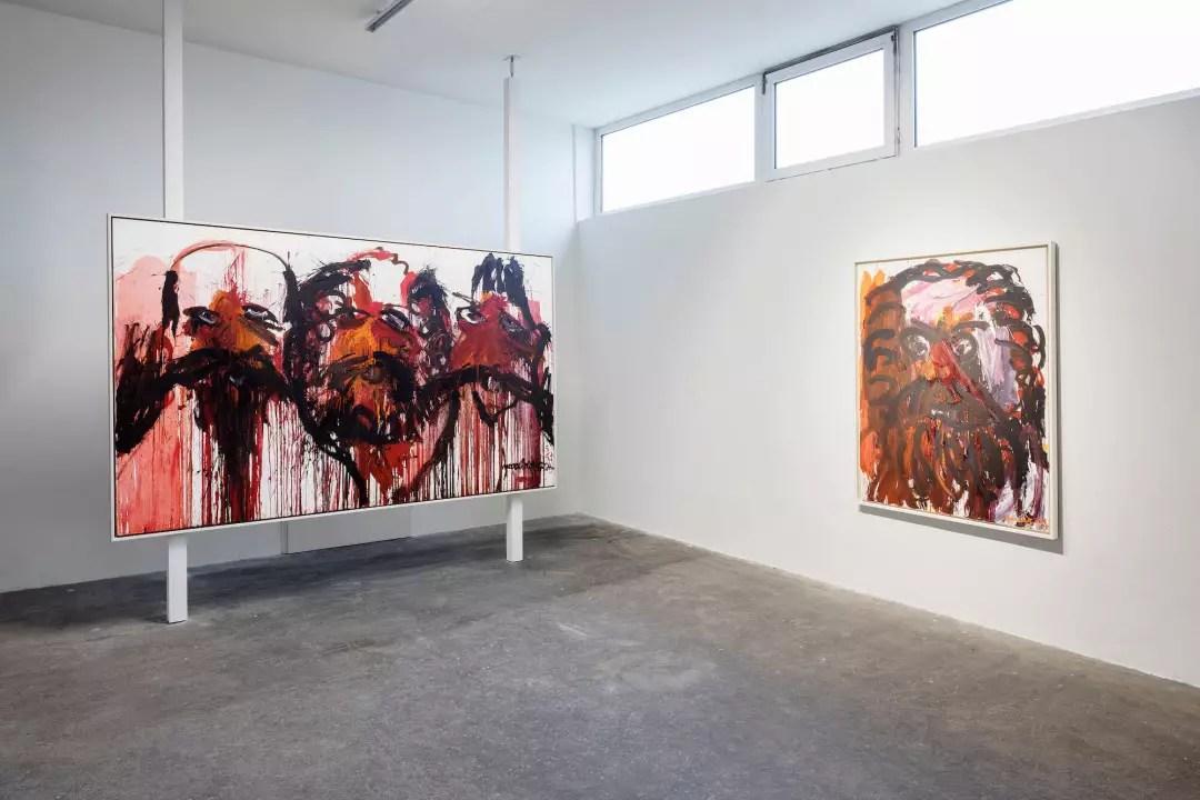 Otto Mühl Galerie EBENSPERGER RHOMBERG SALZBURG