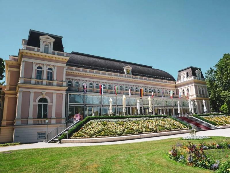 Theater und Kongresshaus Bad Ischl