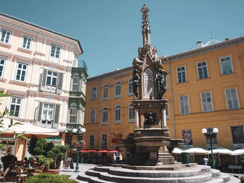 Statue Bad Ischl