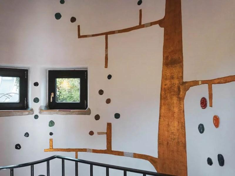 Wanddekoration Rogner Bad Blumau