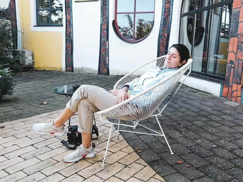 Entspannung in Bad Blumau