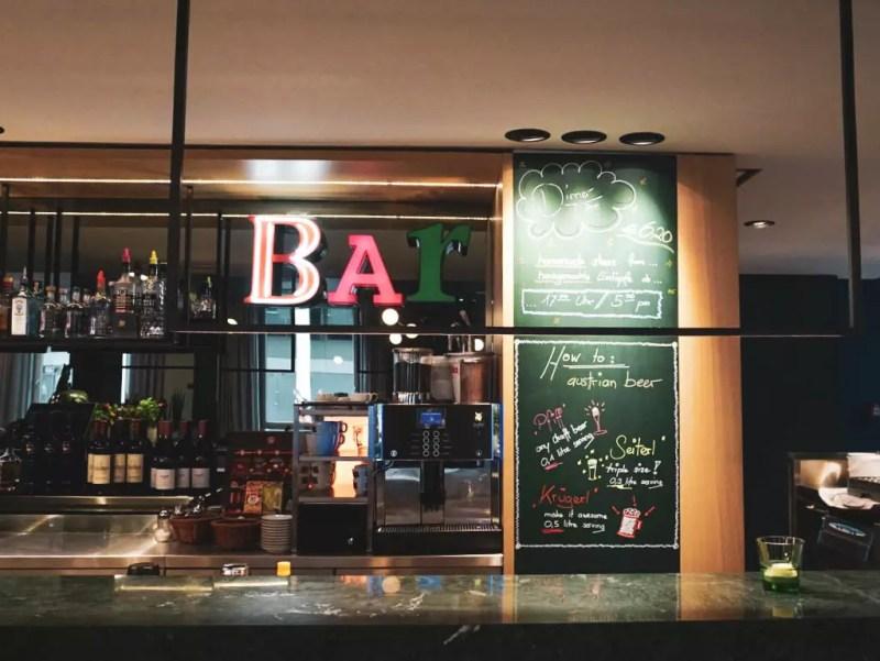 Bar Azimut Hotel