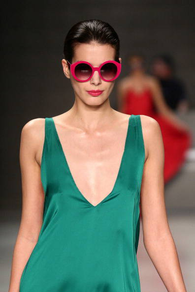Italia Independent: Runway - MBFWI Presented By American Express Fall/Winter 2014