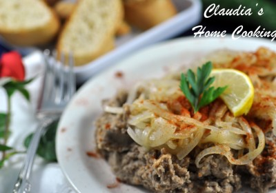 Vegan main courses claudias home cooking introduction mashed beans is one the popular recipes of the romanian cuisine forumfinder Image collections