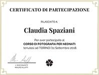 Diploma Mauro Aluffi