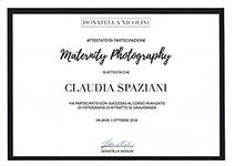 Diploma Donatella Nicolini