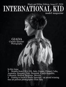 Copertina International Kid Magazine giugno 2020