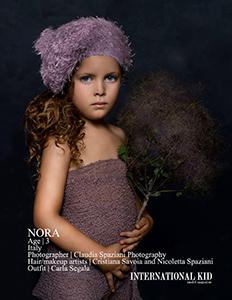 International Kid Model Magazine