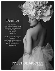 Prestige Model Magazine