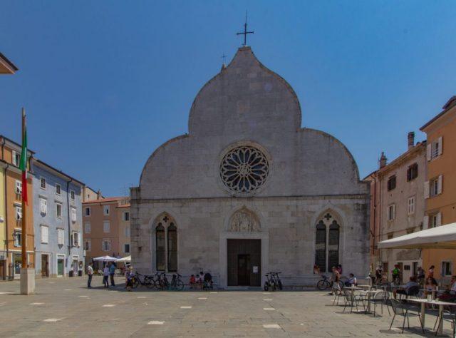 Muggia, Duomo dei Santi Giovanni e Paolo