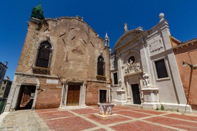 Venezia, Cannaregio, Campo dell'Abbazia