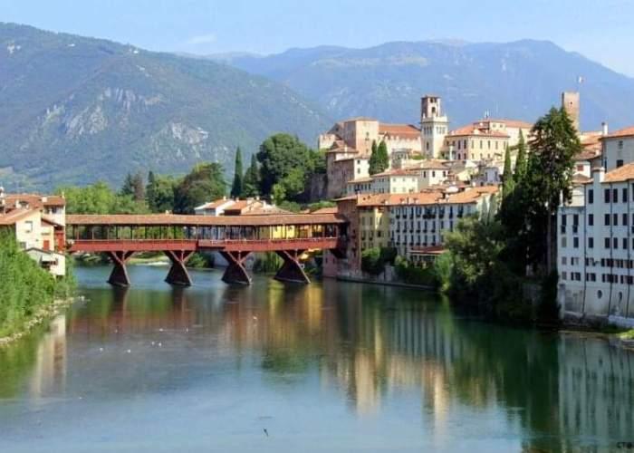 Bassano del Grappa, Ponte degli Alpini