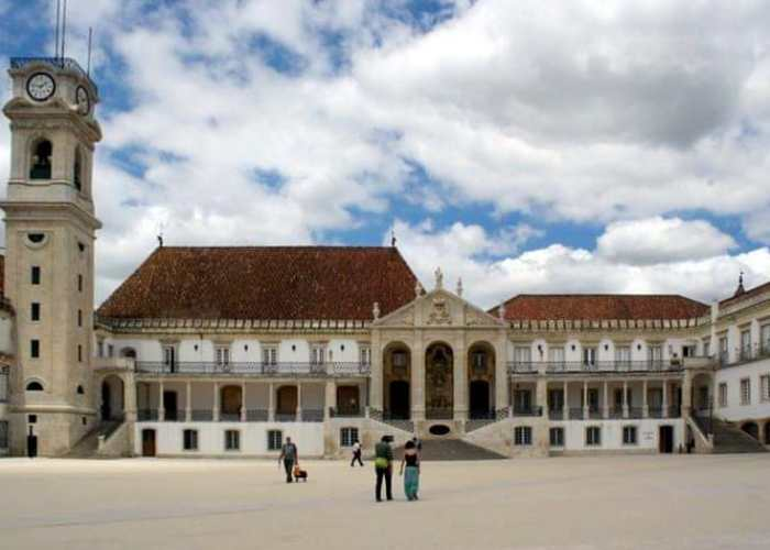Coimbra, Università