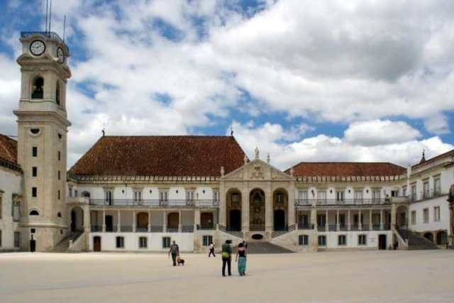 Coimbra, Portogallo, Università