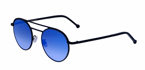 Cutler and gros sunglasses model 1269 with blue lenses
