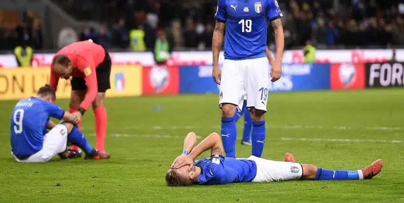 Calcio: I mondiali e l'apocalisse italiana