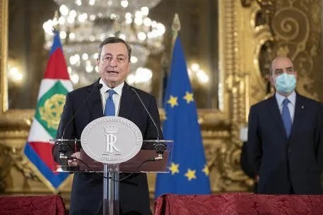 Draghi, élite? No, competenza