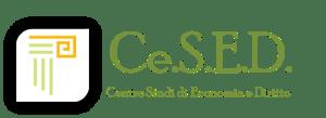 Centro Studi di Economia e Diritto - Ce.S.E.D.
