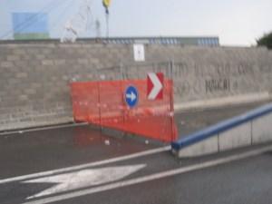 Allagamento Sottopasso Via Breda 12/16