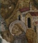 Perdono San Francesco a Greccio con la Madonna Degli Angeli