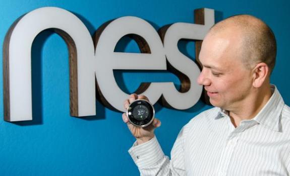 NEST CEO Tony Fadell