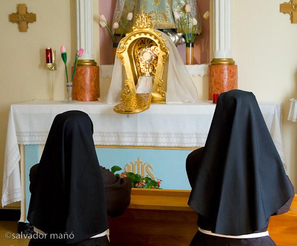 Monasterio de Hermanas Clarisas de Oliva en Valencia