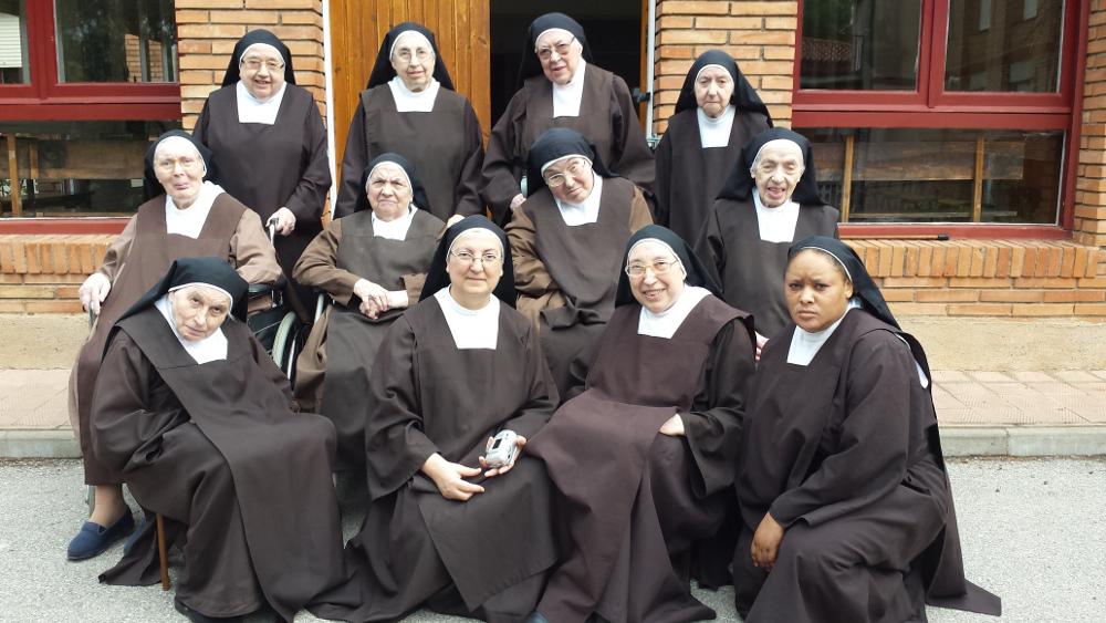 Madres Carmelitas de Barcelona