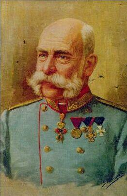 Kaiser Franz Josef von Österreich-Ungarn (1830-1848-1916)