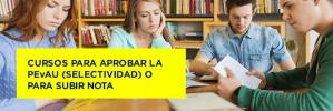 Cursos de preparación para la PEvAU (Pruebas Evaluación Bachillerato para Acceso a la Universidad) - Academia Claustro
