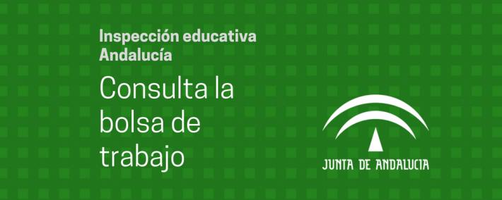 Inspección Educativa: consulta del personal disponible de la bolsa de trabajo - Academia Claustro