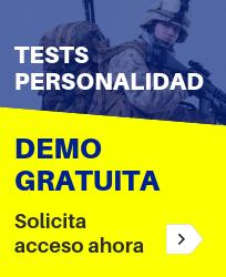 Prueba gratis nuestra plataforma de tests de personalidad- Tropa y Marinería - CLAUSTRO