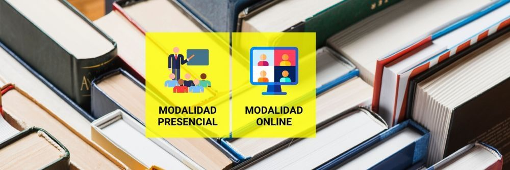 Cursos de oposiciones de Lengua y Literatura de Secundaria (presenciales y online)